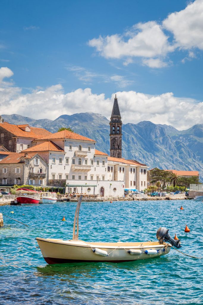 vacation to Montenegro